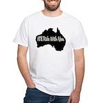 Ride Australia White T-Shirt