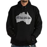 Ride Australia Hoodie (dark)