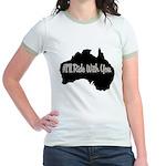 Ride Australia Jr. Ringer T-Shirt