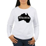 Ride Australia Women's Long Sleeve T-Shirt