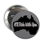 """Ride Australia 2.25"""" Button"""