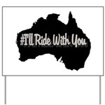 Ride Australia Yard Sign