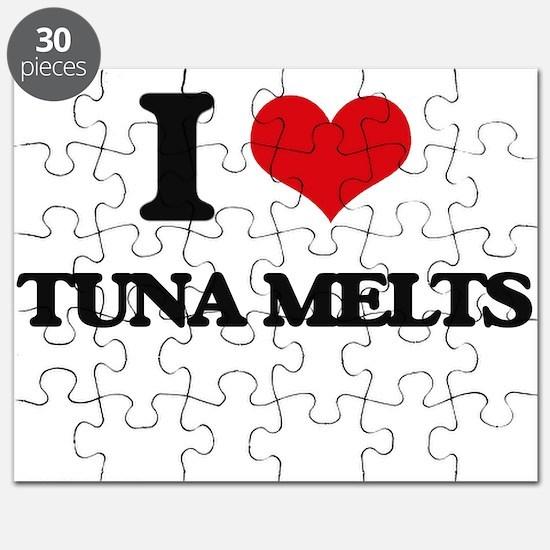 I Love Tuna Melts Puzzle