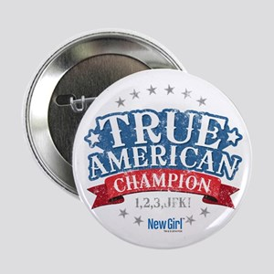 "New Girl Champion 2.25"" Button"