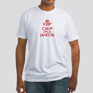 Keep calm I'm a Janitor T-Shirt
