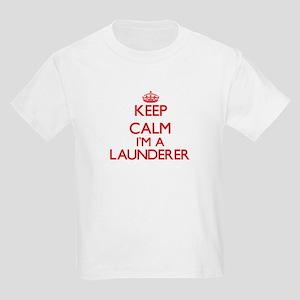 Keep calm I'm a Launderer T-Shirt