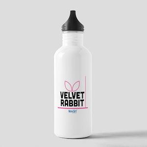 New Girl Rabbit Stainless Water Bottle 1.0L