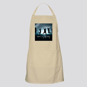 Man Is A Giddy Thing Apron