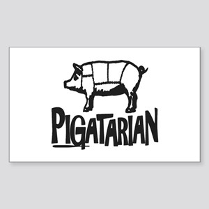 Pigatarian Sticker