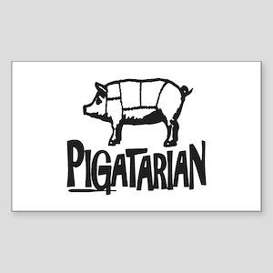 Pigatarian Sticker