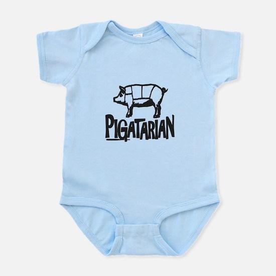 Pigatarian Body Suit