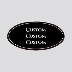 Personalize Custom Patches