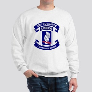 Offical 173rd Brigade Logo Sweatshirt