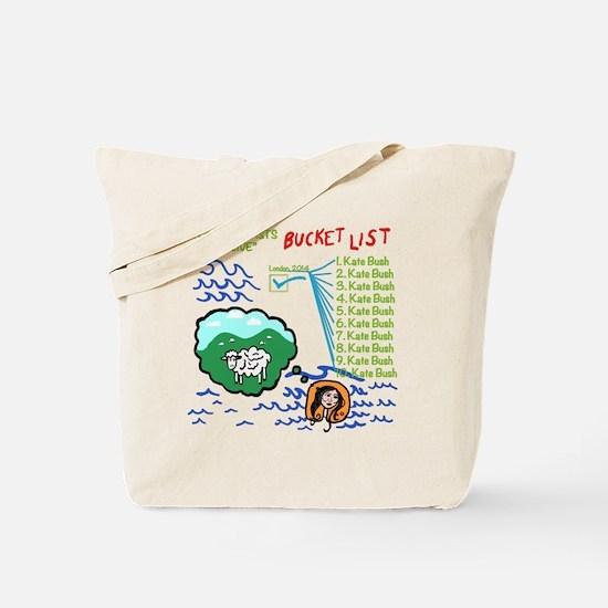 Unique List Tote Bag