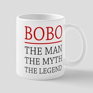 Bobo Man Myth Legend Mugs