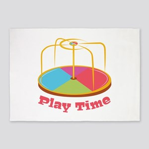 Play Time 5'x7'Area Rug