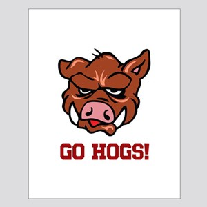 GO HOGS Posters