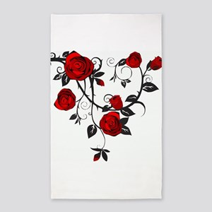 Rose Area Rug