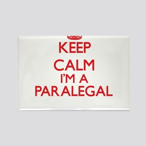 Keep calm I'm a Paralegal Magnets