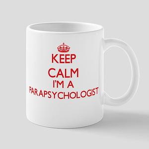 Keep calm I'm a Parapsychologist Mugs