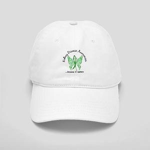 Kidney Disease Butterfly 6.1 Cap