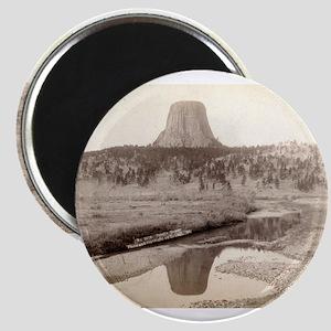 Devil's Tower 2 - John Grabill - 1890 Magnets