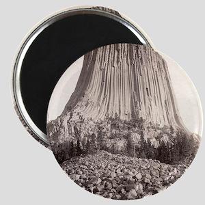 Devil's Tower 4 - John Grabill - 1890 Magnets