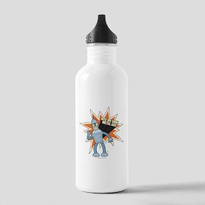 Futurama Bender Shiny Stainless Water Bottle 1.0L