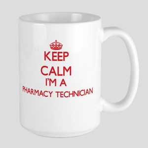 Keep calm I'm a Pharmacy Technician Mugs