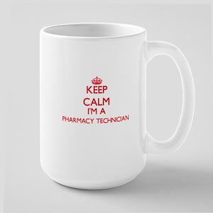 Keep calm I'm a Pharmacy Technician Mugs