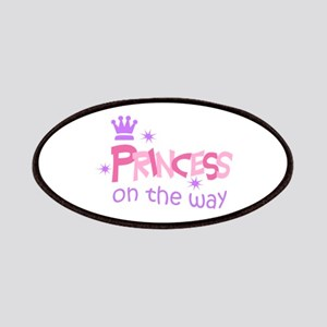 PRINCESS ON THE WAY Patches