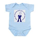 A Little Seaman - Infant Bodysuit