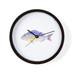 Dentex Wall Clock