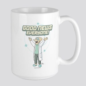 Futurama Good News Large Mug