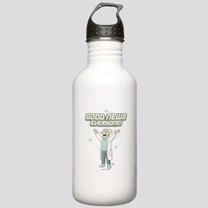 Futurama Good News Stainless Water Bottle 1.0L