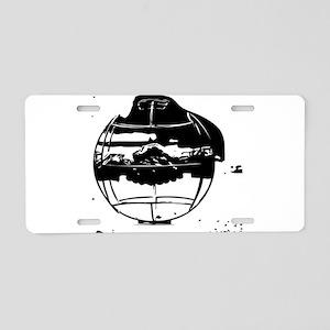 Deal Aluminum License Plate