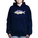 Dentex Women's Hooded Sweatshirt