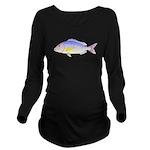 Dentex Long Sleeve Maternity T-Shirt