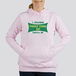 Frasier Crane Day Women's Hooded Sweatshirt