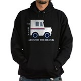 Mailman Dark Hoodies