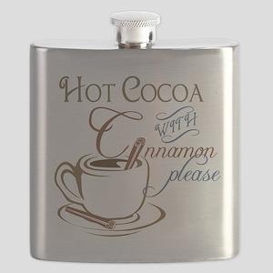 Cocoa with Cinnamon Flask