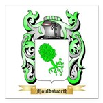 Houldsworth Square Car Magnet 3