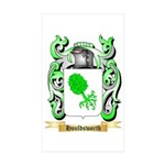 Houldsworth Sticker (Rectangle 10 pk)
