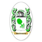 Houldsworth Sticker (Oval 50 pk)