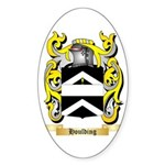 Houlding Sticker (Oval 10 pk)