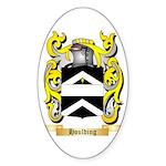 Houlding Sticker (Oval 50 pk)