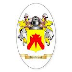 Houlbrook Sticker (Oval 10 pk)