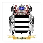 Houghton Square Car Magnet 3