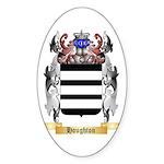 Houghton Sticker (Oval 50 pk)