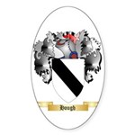 Hough Sticker (Oval 10 pk)